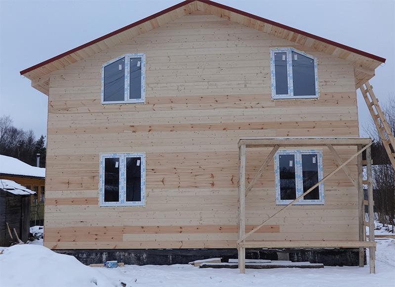 Дом, возведенный с грубыми нарушениями строительных норм