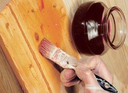 Антипирены для древесины – состав, вредность, преимущества