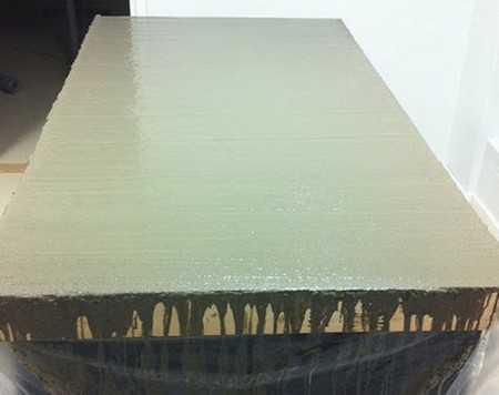 Состав бетона и материалы для изготовления столешницы