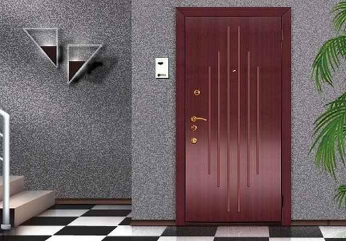 Преимущества бронированных дверей