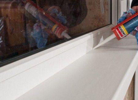 Как устранить продувание окна со стороны петель и уплотнителя