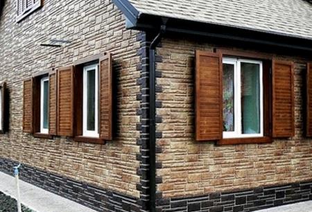 Фасадные панели для цоколя – преимущества использования