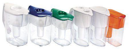 Фильтр-кувшин для воды. Какой лучше и как выбрать?