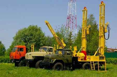 Геологические изыскания для промышленных и линейных объектов
