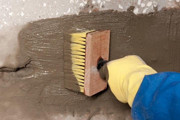 Гидроизоляционные материалы для внутренних работ