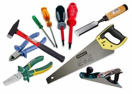 Инструменты для мужчин – что действительно нужно?