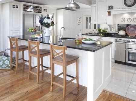 Критерии выбора напольного покрытия в кухню