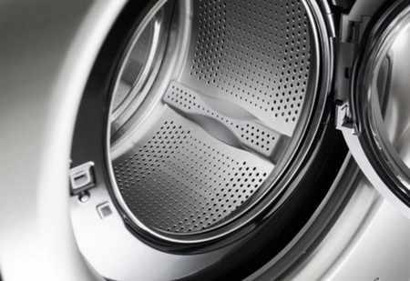 Количество потребляемой воды и электроэнергии стиральной машиной