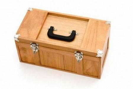 Как сделать переносной ящик для инструмента