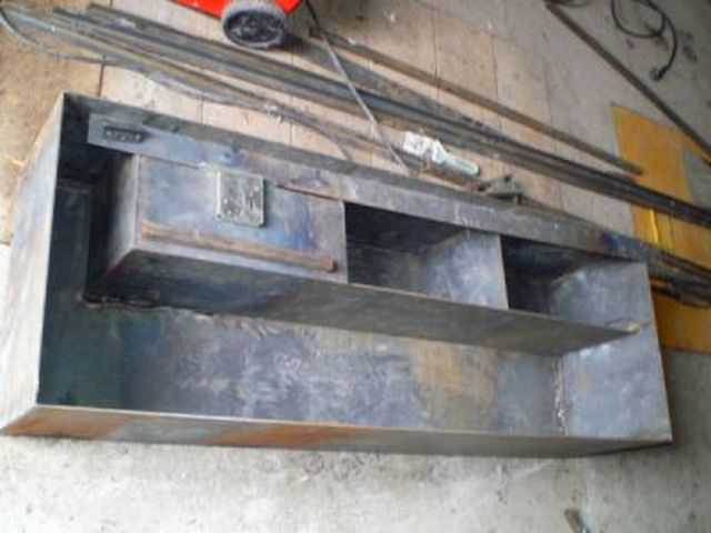 Изготовление сейфа в домашних условиях