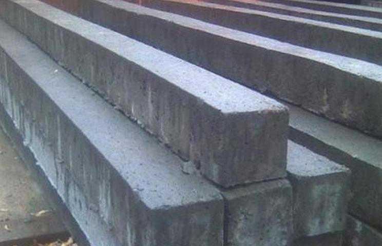 Как сделать столбы для забора из бетона своими руками