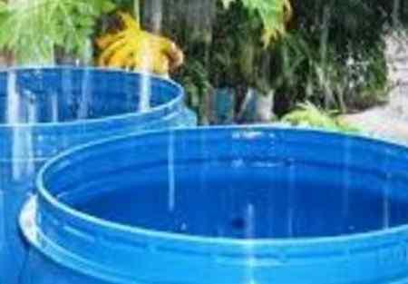 Как собрать дождевую воду