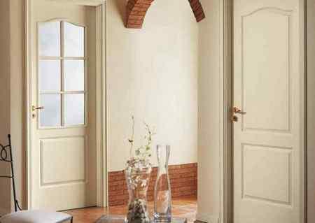 С чем должны сочетаться межкомнатные двери