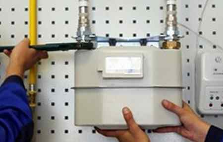 Виды газовых счетчиков