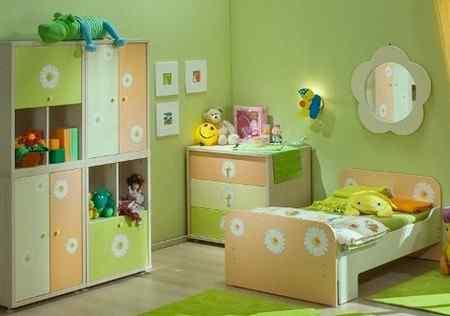 Детская мебель должна быть по возрасту