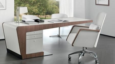 Материалы изготовления офисных столов