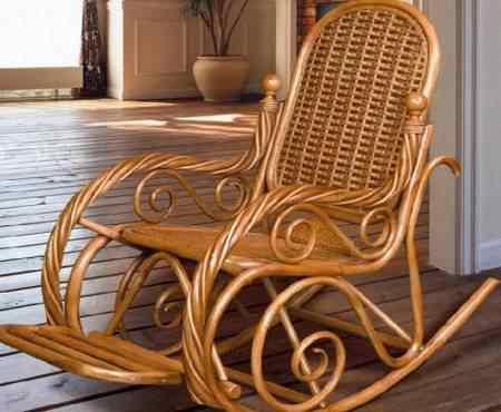Преимущества кресла-качалки