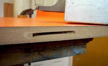 Ламельный фрезер из болгарки (УШМ) своими руками