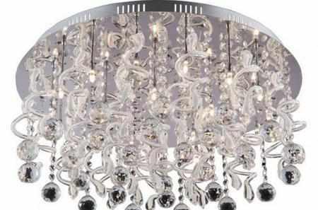 Люстра со светодиодными лампами - плюсы и минусы