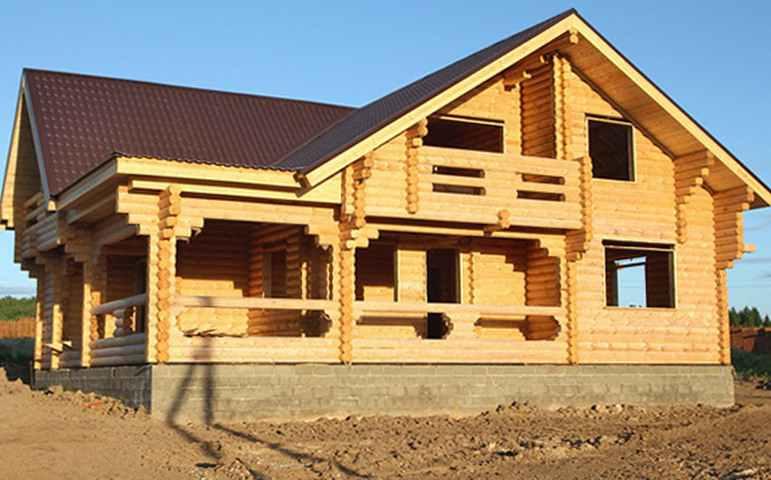 Материалы для строительства дачи - из чего лучше строить дачу?