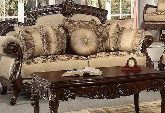 Мебель с резьбой - декор для мебели в виде резьбы