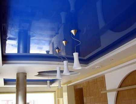 Натяжные потолки из ПВХ – характеристики и преимущества