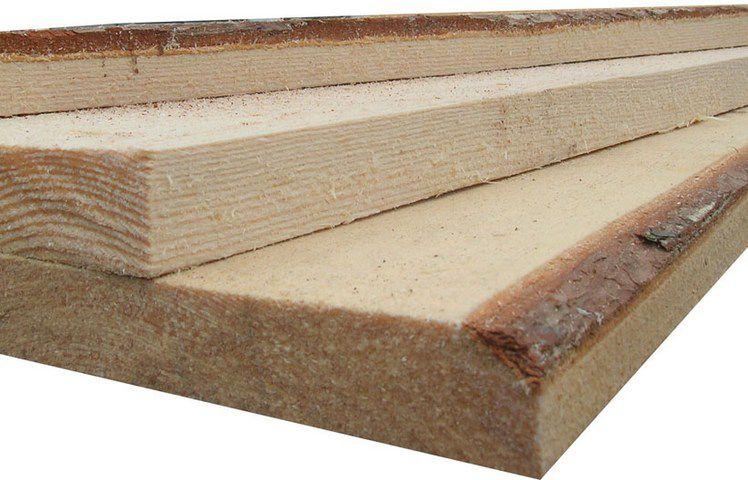 Характеристики и свойства обрезной доски 25 мм