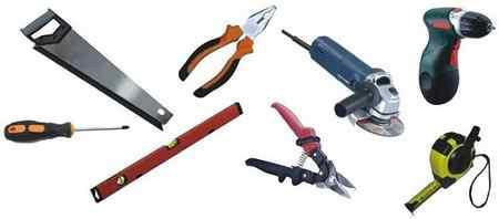 Инструменты для обшивки стен сайдингом