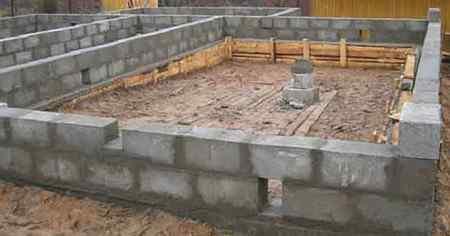 Ошибки при строительстве фундамента и как их не допустить
