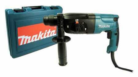 Перфоратор от Макита - модель HR2450