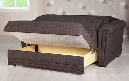 Плюсы раскладного дивана – в чём они заключаются?