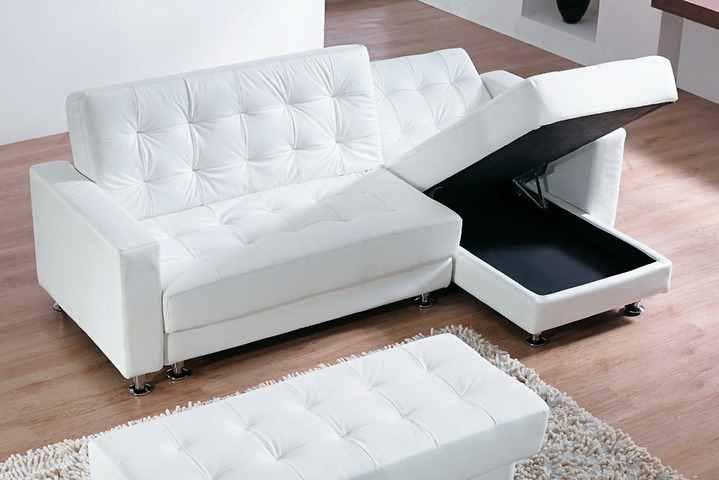 Офисный раскладной диван