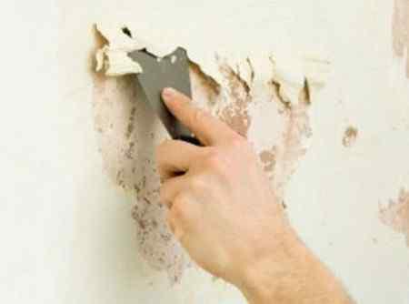 Нужно ли выравнивать стены под жидкие обои?