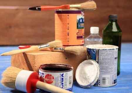 Чем красить деревянный дом?