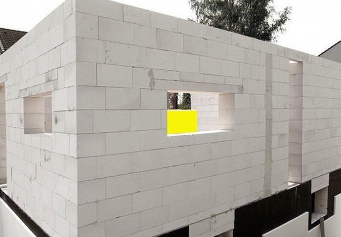 Преимущества газосиликатных блоков в строительстве