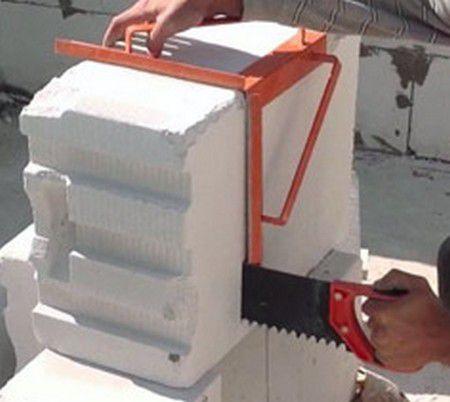 Применение газосиликатных блоков