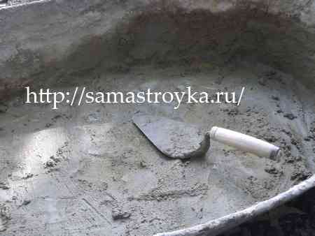 Как сделать цементный раствор пластичным
