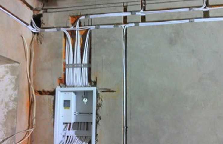 Правила прокладки кабеля в квартире