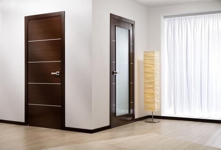 Механизм открывания межкомнатных дверей