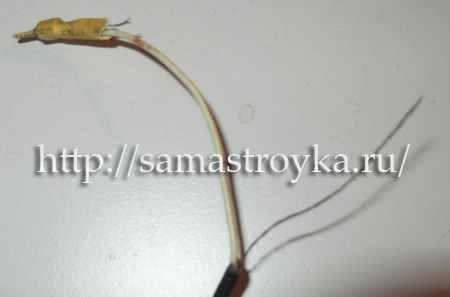 Ремонт терморегулятора для инкубатора своими руками