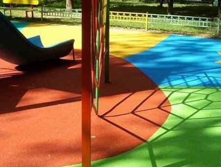 Свойства резиновой краски