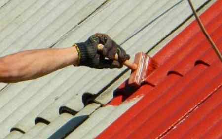 Резиновая краска - преимущества и недостатки