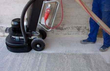 Технология шлифовки бетонных полов