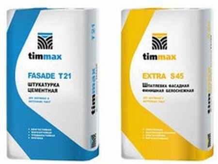 Штукатурка Timmax