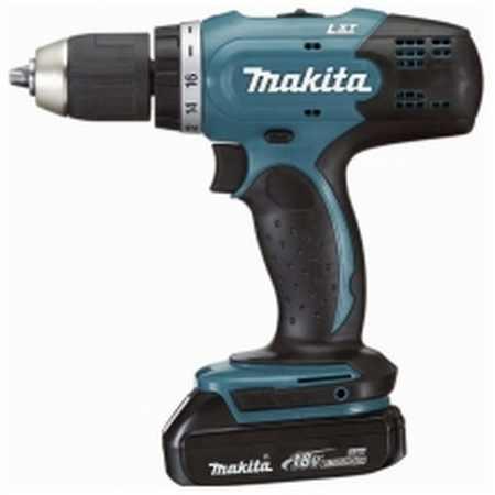 Строительные инструменты Makita - обзор инструментов