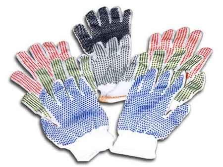 Как выбрать строительные перчатки