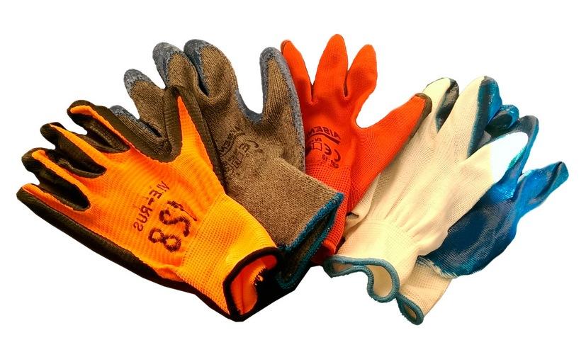 Строительные перчатки для ремонта. Как выбрать правильно?