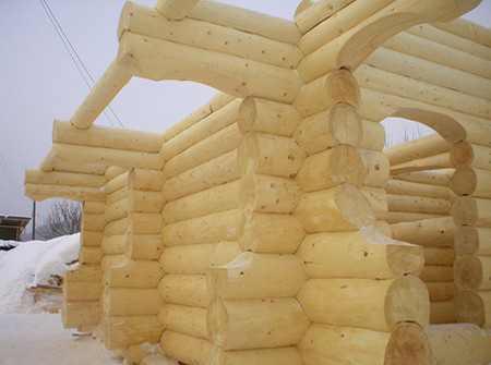 Зимнее строительство – «за и против»