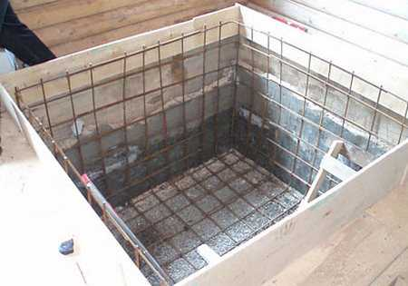 Строительство бассейна в доме - крытый бассейн своими руками