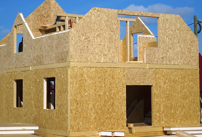 Этапы выполнения сухого строительства